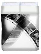Film Strip Duvet Cover by Tommytechno Sweden