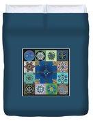Fimo Mandala Duvet Cover