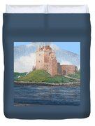 Fine Irish Castle Duvet Cover