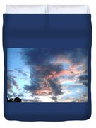 Fire In The Sky - 1 Duvet Cover