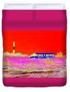 Fire Island Life Duvet Cover