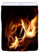 Fire Portal Duvet Cover