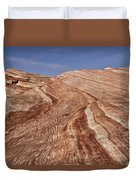 Fire Wave - Valley Of Fire Duvet Cover