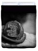 Firefighter  Duvet Cover