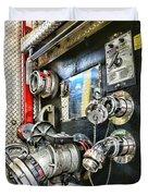Fireman - Control Panel Duvet Cover