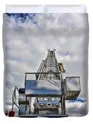 Fireman - Fire Ladder Duvet Cover