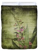 Fireweed - Featured In 'comfortable Art' Group Duvet Cover
