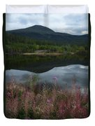 Fireweed Number 7 Duvet Cover