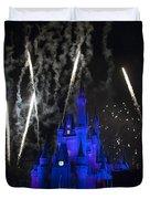 Fireworks-0703 Duvet Cover