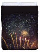 Fireworks-3027 Duvet Cover