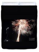 Fireworks 45 Duvet Cover