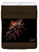 Fireworks2 Duvet Cover