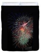 Fireworks6504 Duvet Cover