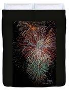 Fireworks6506 Duvet Cover