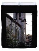 First Centenary Methodist Duvet Cover