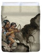 First Nations 38 Duvet Cover