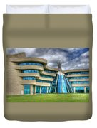 First Nations University Of Canada Duvet Cover