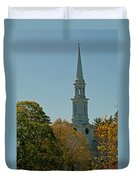 First Parish - Lexington Duvet Cover