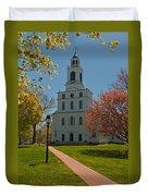 First Parish Church  Duvet Cover
