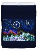 A Beautiful Life By Jrr Duvet Cover