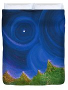 First Star Wish By Jrr Duvet Cover