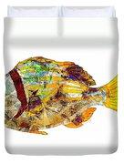 Fish 506-11-13 Marucii Duvet Cover