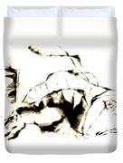 Fish 611-12-13 Marucii Duvet Cover