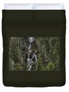 Fish Creek Falls Duvet Cover