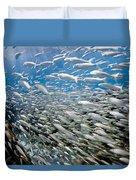 Fish Freeway Duvet Cover