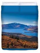 Fish Lake - Yukon Territory - Canada Duvet Cover