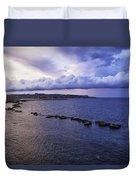 Fisherman - Sicily Duvet Cover