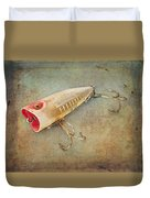 Fishing Lure I Duvet Cover