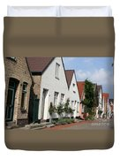 Fishingvillage Holm Duvet Cover
