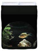 Fishy Duvet Cover