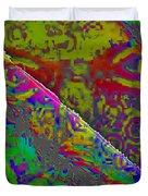 Fissure Duvet Cover