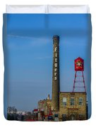 Fitgers Hotel And Brewery Duvet Cover