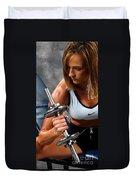 Fitness 26-2 Duvet Cover