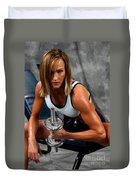 Fitness 27-2 Duvet Cover