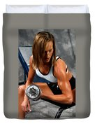 Fitness 28-2 Duvet Cover