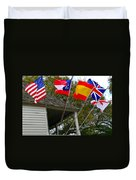 Five Flags Duvet Cover