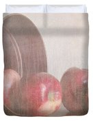 Five In A Row Duvet Cover