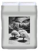 Five Trees Duvet Cover