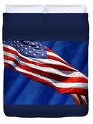 Flag Duvet Cover