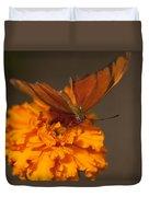Flambeau Butterfly Duvet Cover