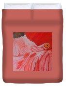 Flamboyant, Flamingo   Duvet Cover