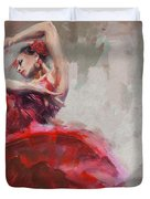 Flamenco 53 Duvet Cover