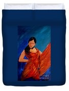 Flamenco Duvet Cover