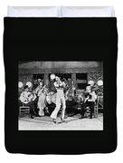 Flamenco Dancer, 1942 Duvet Cover