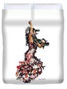 Flamenco Series #12 Duvet Cover