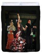 Flamenco Series No 13 Duvet Cover